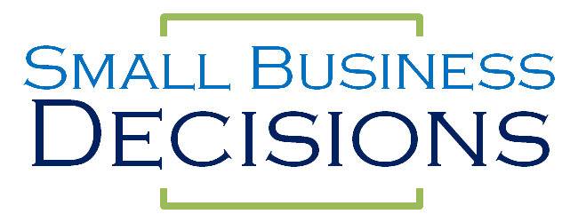 Small Business Decisions logo