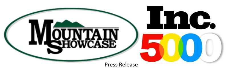 Mountain Showcase Inc 5000 Press Release